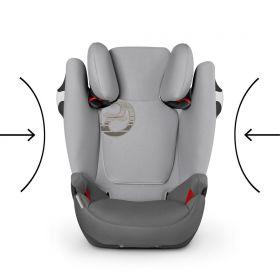 Cybex Solution M-Fix 2020 Gray Rabbit + u nás ZÁRUKA 3 ROKY a DÁREK