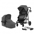 Kinderkraft Juli 2v1 2021 Grey