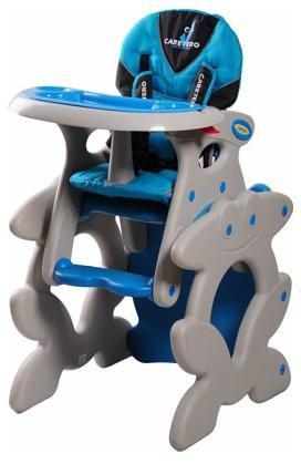 Jídelní židlička Caretero Primus Blue
