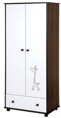 Skříň Klups Safari žirafa