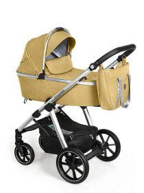 Baby Design Bueno 201 yellow 2021 + u nás ZÁRUKA 3 ROKY