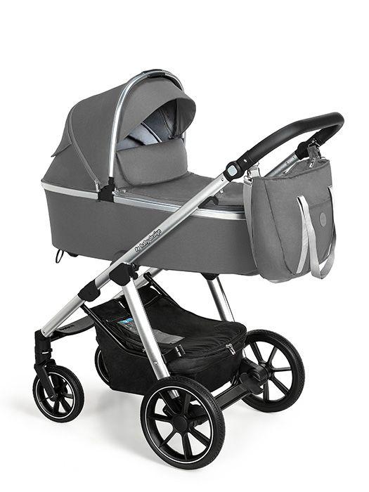 Baby Design Bueno 207 gray 2021 + u nás ZÁRUKA 3 ROKY