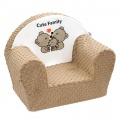 New Baby Cute Family cappuccino
