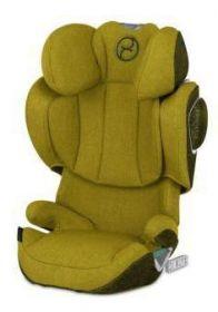 Cybex Solution Z i-fix Plus Platinum Line 2021 Mustard Yellow + KAPSÁŘ ZDARMA