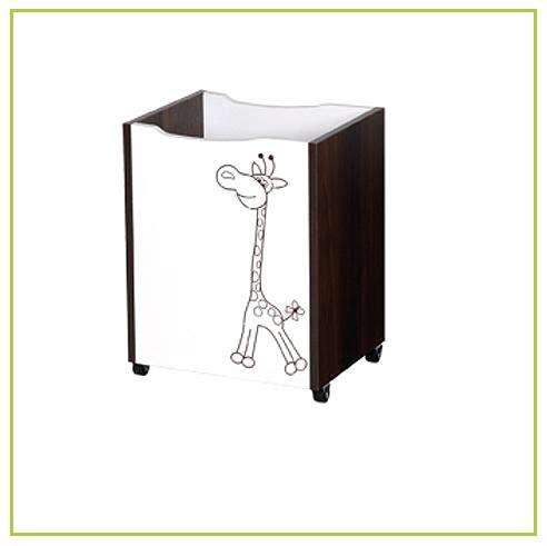 Box na hračky Klups Safari Žirafa žirafka